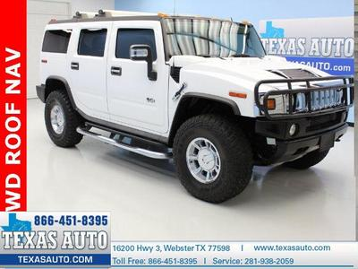 New and Used Hummer H2 in Houston, TX | Auto.com