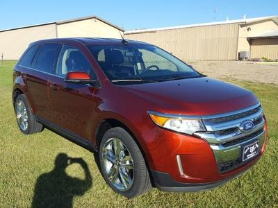 used ford edge for sale in fergus falls mn u s news. Black Bedroom Furniture Sets. Home Design Ideas
