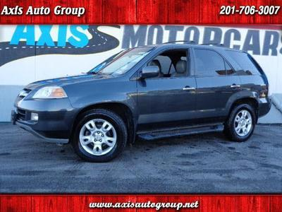 2006 Acura MDX  for sale VIN: 2HNYD18826H550712