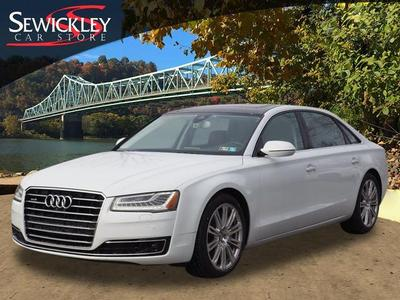 New And Used Audi A8 For Sale In Jeannette Pa U S News