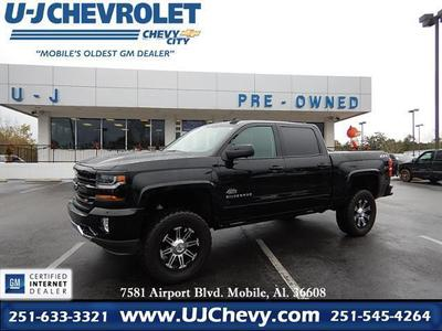 Used Cars For Sale at U J Chevrolet in Mobile, AL under 90,000 miles