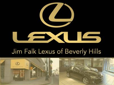 jim falk lexus of beverly hills in beverly hills including address phone dealer reviews. Black Bedroom Furniture Sets. Home Design Ideas