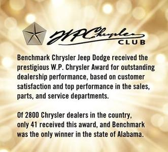 Attractive Benchmark Chrysler Jeep Dodge RAM Image 1