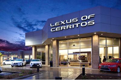 Lexus Of Cerritos In Cerritos Including Address Phone Dealer