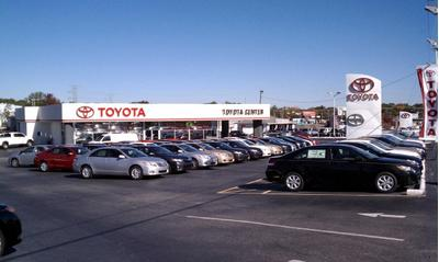 Fred Anderson Toyota of Columbia Image 3