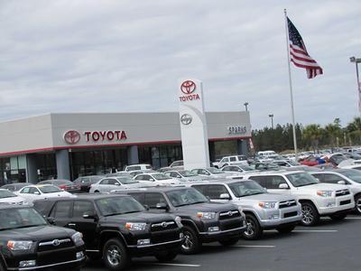 Sparks Toyota In Myrtle Beach Including Address Phone Dealer