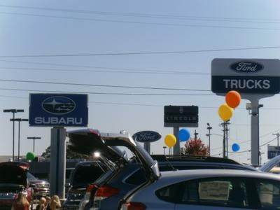 Fairway Ford Greenville Sc >> Fairway Ford Lincoln Subaru In Greenville Including Address