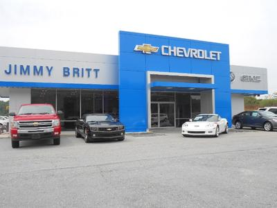 Jimmy Britt Chevrolet >> Jimmy Britt Chevrolet Buick Gmc In Greensboro Including