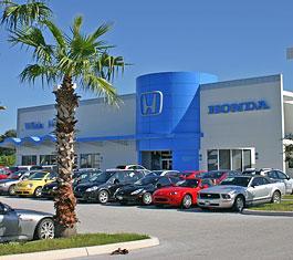 Wilde Honda Sarasota Image 1