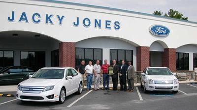 Jacky Jones Ford In Cleveland Including Address Phone Dealer