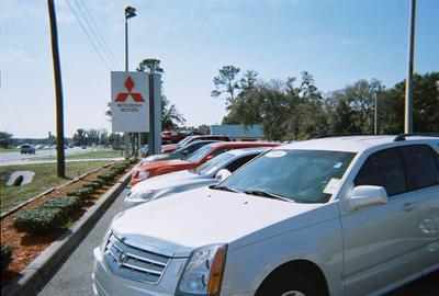 RC Hill Mitsubishi Image 1