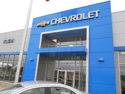 Klein Chevrolet Buick In Clintonville Including Address