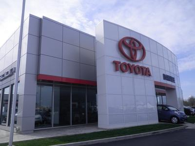 Toyota Danville Il >> Toyota Of Danville In Tilton Including Address Phone Dealer