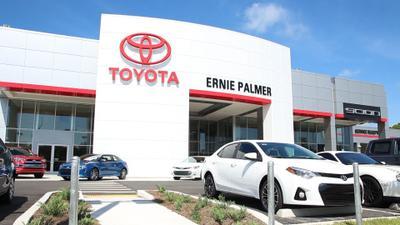 Ernie Palmer Toyota In Jacksonville Including Address Phone Dealer