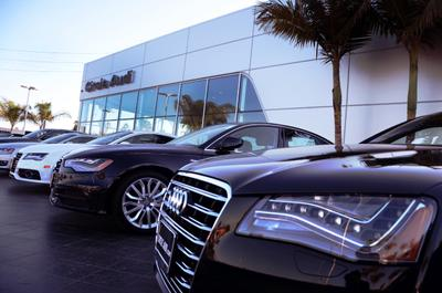 Circle Audi In Long Beach Including Address Phone Dealer Reviews - Circle audi