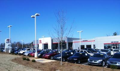 ... Nalley Toyota Of Roswell Image 3 ...