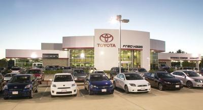 Toyota Dealership Houston >> Fred Haas Toyota Country In Houston Including Address Phone Dealer