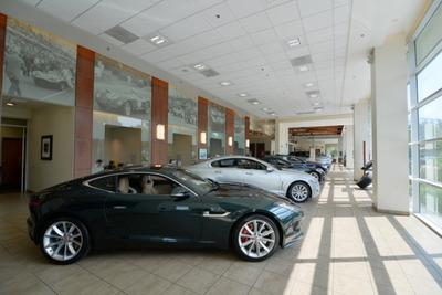 ... Jaguar Land Rover Mission Viejo Image 4 ...