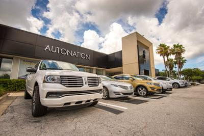 Autonation Lincoln Clearwater In Clearwater Including Address Phone