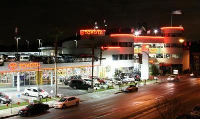 North Hollywood Toyota Image 1