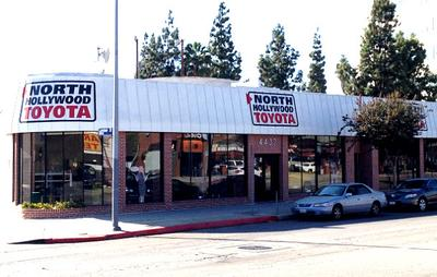north hollywood toyota in north hollywood including address phone dealer reviews directions. Black Bedroom Furniture Sets. Home Design Ideas