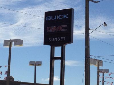 Sunset Chevy Buick GMC Image 1