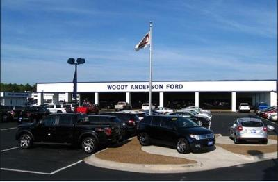 Woody Anderson Ford In Huntsville Including Address Phone Dealer