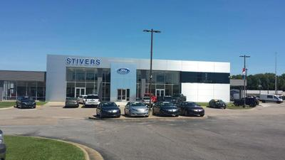 Stivers Ford Lincoln Mazda Image 1