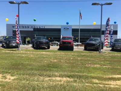 madison county ford lincoln in richmond including address phone dealer reviews directions a. Black Bedroom Furniture Sets. Home Design Ideas