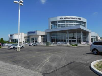 Ron Marhofer Hyundai >> Ron Marhofer Auto Mall in Cuyahoga Falls including address ...