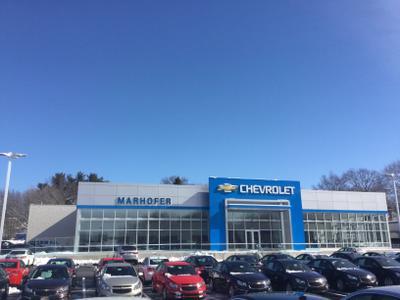 Ron Marhofer Chevrolet In Stow Including Address Phone Dealer