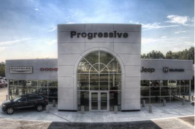 Progressive Dodge >> Progressive Chrysler Jeep Dodge Ram In Massillon Including Address