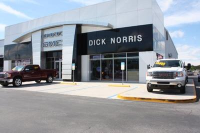 Very dick norris buick dealer phone are