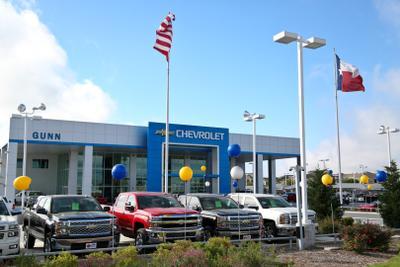 Gunn Chevrolet In Schertz Including Address Phone Dealer Reviews