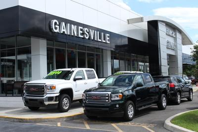 gainesville buick gmc in gainesville including address phone dealer reviews directions a map. Black Bedroom Furniture Sets. Home Design Ideas