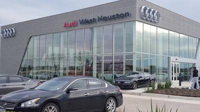 Audi West Houston In Houston Including Address Phone Dealer - Audi west houston