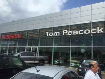 tom peacock nissan in houston including address, phone, dealer