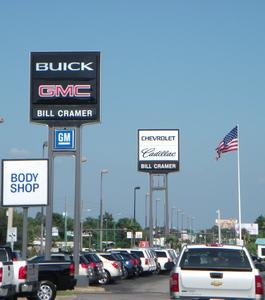 bill cramer chevrolet cadillac buick gmc in panama city including