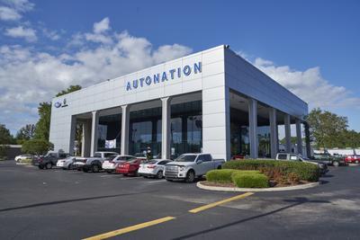 Autonation Ford Lincoln Orange Park In Jacksonville Including