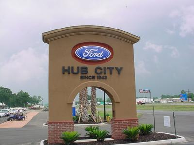 hub city ford in lafayette including address, phone, dealer reviews