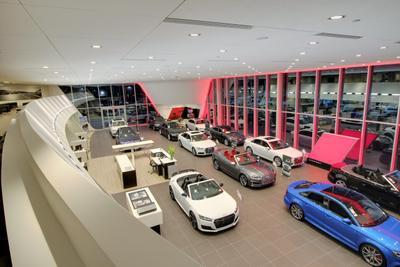 Audi North Scottsdale In Phoenix Including Address Phone Dealer - Audi north scottsdale service
