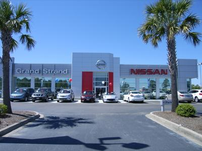 Grand Strand Nissan >> Grand Strand Nissan In Myrtle Beach Including Address