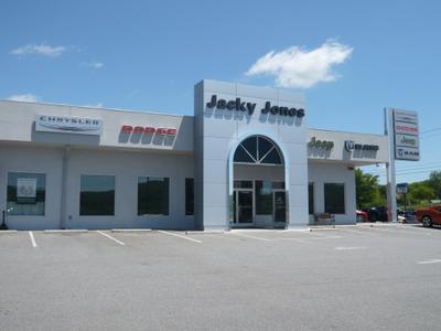 Jacky Jones Chrysler Dodge Jeep Ram In Hayesville Including Address