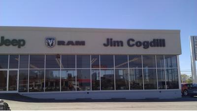 jim cogdill dodge ram in knoxville including address phone dealer reviews directions a map. Black Bedroom Furniture Sets. Home Design Ideas