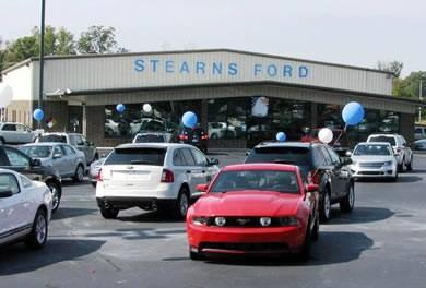 New and Used Cars For Sale at Stearns Ford in Burlington NC   Auto.com & New and Used Cars For Sale at Stearns Ford in Burlington NC ... markmcfarlin.com