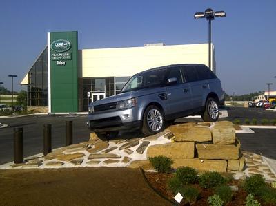 Jaguar Land Rover Tulsa In Tulsa Including Address Phone Dealer