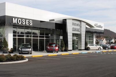moses cadillac buick gmc of downtown charleston in charleston including address phone dealer. Black Bedroom Furniture Sets. Home Design Ideas