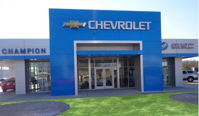 Good Champion Chevrolet Buick GMC Image 1