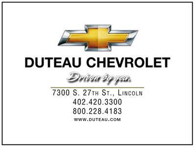 Duteau Chevrolet In Lincoln Including Address Phone Dealer Reviews