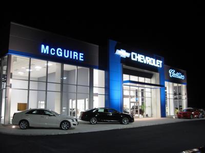 ... McGuire Chevrolet Cadillac Image 3 ...